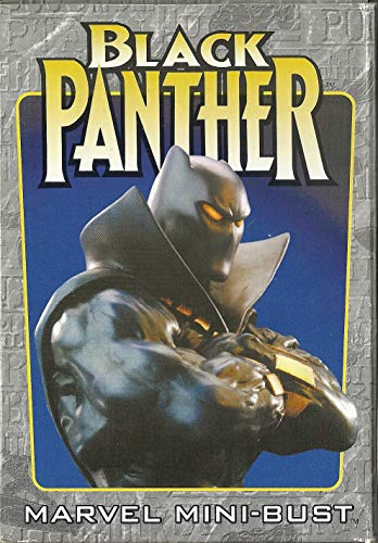 Black Panther (Classic Variant) Mini Bust Bowen Designs! image