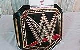 Nuevo Réplica WWE Cinturón de campeón (Mundo Peso Pesado) TAMAÑO ADULTO CON FUNDA