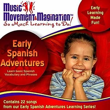 Early Spanish Adventures
