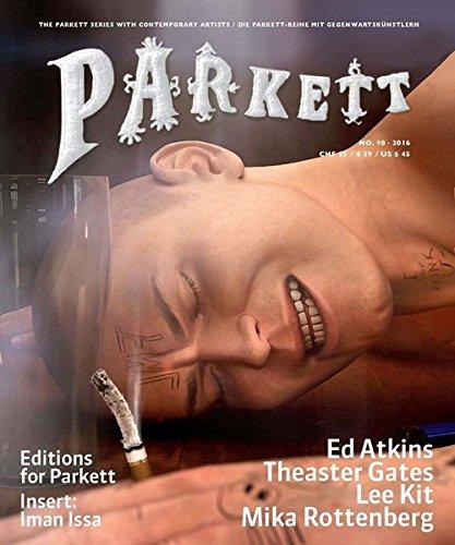 Atkins, Ed/Gates, Theaster/Kit, Lee/Rottenberg, Mika: Insert: Iman Issa (Parkett / Die Parkett-Reihe mit Gegenwartskünstlern)