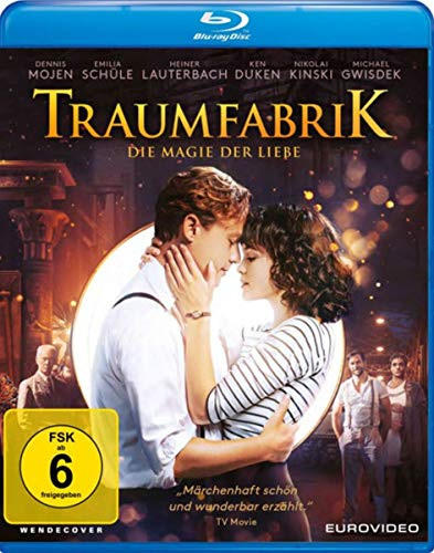 Traumfabrik [Blu-ray]