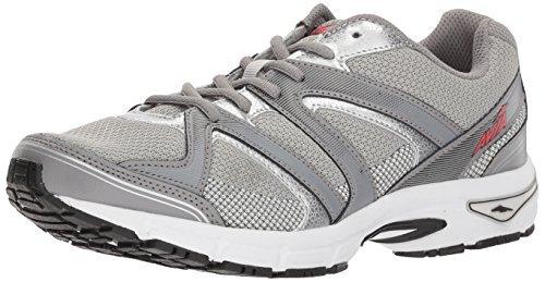 Avia Men's Avi-Execute-II Running Shoe, Chrome Silver/Frost...