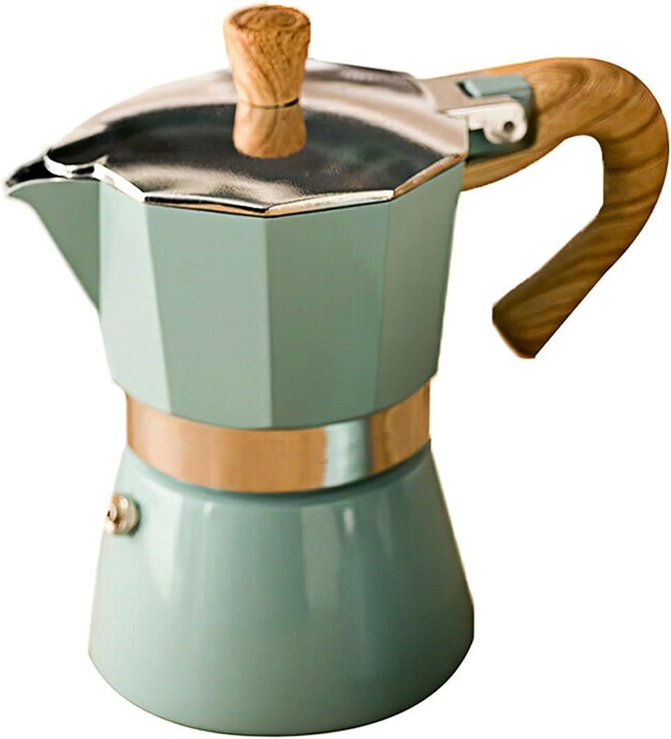 Coffee Maker Aluminum Italian Percol Espresso In stock Moka Spasm price