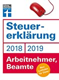 Steuererklärung 2018/2019 - Arbeitnehmer, Beamte: Neu: Leitfaden für Elster
