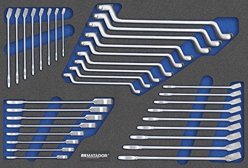 MATADOR Schraubwerkzeuge 8164 4185 MTS-R/V: Schraubenschlüssel, 3/3: 579 x 390 mm