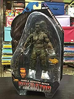 TRAFSK 18Cm S 25Th Water Emergence Jungle Disguise Encounter Dutcch PVC Action Figure Collectible Model Toy Must Haves for Kids Birthday Gifts Boys Favourite Characters Superhero Birthday