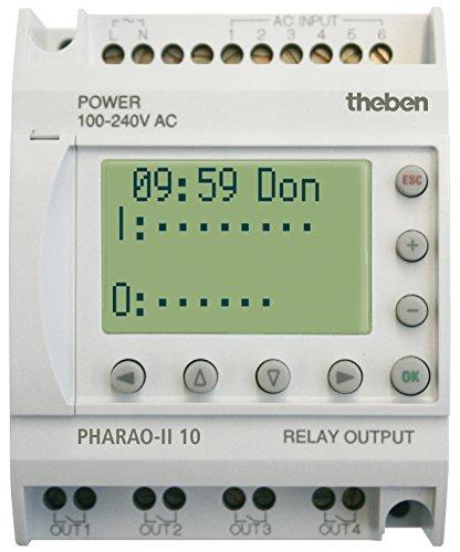 Theben 5759211 Pharao II 11 24V DC - Microcontrollore per domotica e industria
