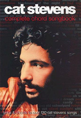 Stevens, Cat Complete Chord Songbook: Songbook für Gesang, Gitarre
