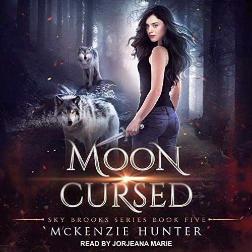 Moon Cursed Audiobook By McKenzie Hunter cover art