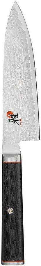 Regular dealer Miyabi Kaizen Chef's Knife Inch Our shop OFFers the best service 6 Black