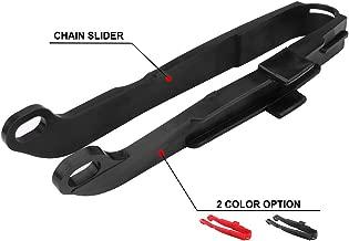 Motorcycle Chain Slider Swingarm Protector For Honda XR250R 1991-2004 XR400R 1996-2004 XR600R 1991-2000 XR650L 1993-2019 - Black