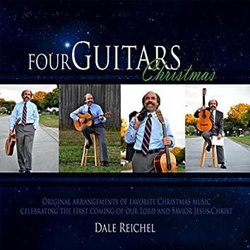 Four Guitars Christmas