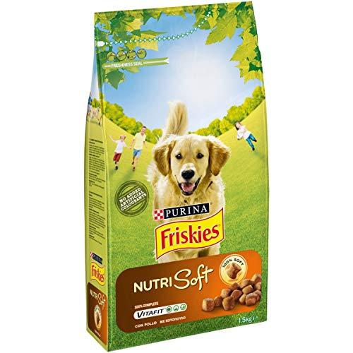 Active Friskies Nutrisoft Pollo - 1.5 kg