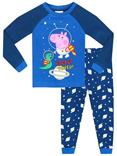 George Pig - Pijama Niños - George Pig Brilla En