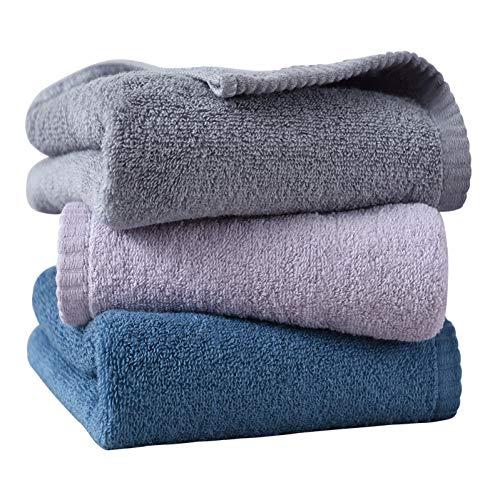 XNBCD Handdoek Katoen Volwassen Handdoek Gezichtsverzorging Badkamer Sporthanddoek 3 / Set 33X70Cm