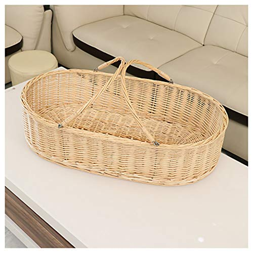 Best Buy! RRH-Cribs Travel Crib,Multifunction Car Basket Portable, Newborn Out Basket Indoor Cradle ...