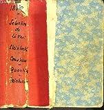 Sélection du livre. hiver 1955, tome 1 - A l'est d'eden, de john steinbeck - le monde du silence, de cousteau et dumas - araignée, ma mie, par p. quentin - les ponts de toko-ri, par michener.