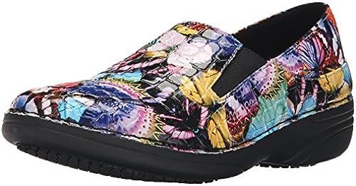Spring Step damen& 039;s Ferrara Work schuhe, schuhe, schuhe, Blau Multi Butterfly Crocodile, 7.5 M US  kreative Produkte