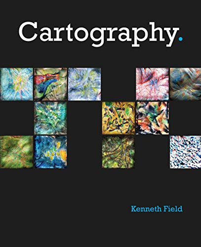 [Kenneth Field] Cartography. - SoftCover