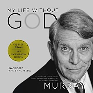 My Life Without God audiobook cover art