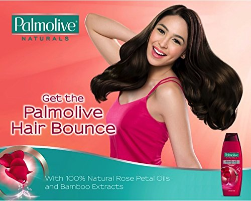 Palmolive Naturals Shampoo & Conditioner Aroma-Vitality, Lifeless Hair, 180ml (Pack of 1)