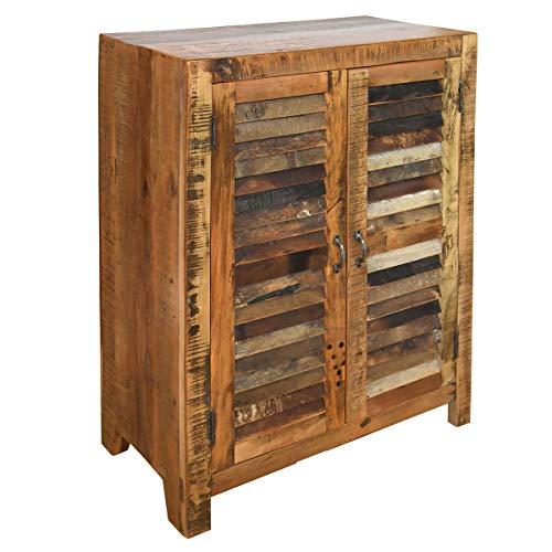 Vidal Regalos Mueble de 2 Puertas de Madera 107 cm