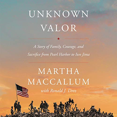 Unknown Valor audiobook cover art
