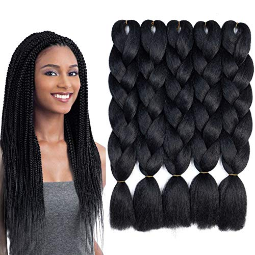 7)Meiyou 5 Packs Ombre Hair Extension for Braid