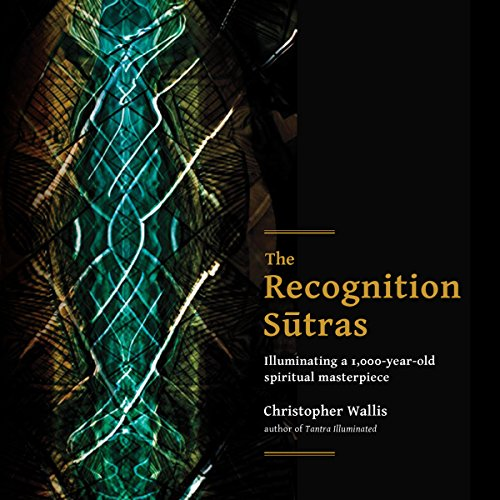 The Recognition Sutras audiobook cover art