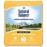 Natural Balance L.I.D. Limited Ingredient Diets Dry Cat Food, Green...
