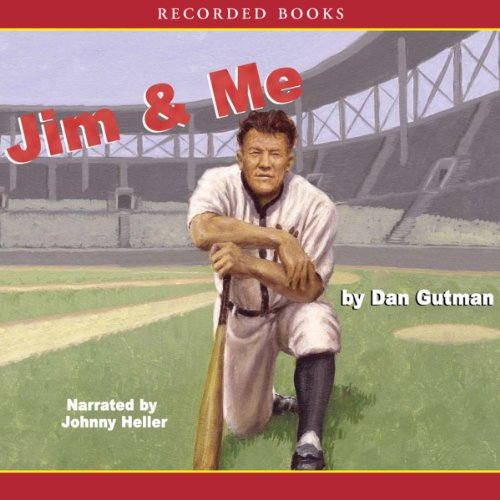 Jim and Me cover art