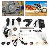 BTdahong 24V 350W 22-28 Zoll Elektrofahrrad Umbausatz E-Bike Motor Controller Steuergerät Conversion Kit, Elektro-Fahrrad Satz, E-Bike Umwandlungs + Ladegerät