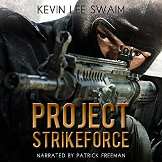 Project StrikeForce audiobook cover art