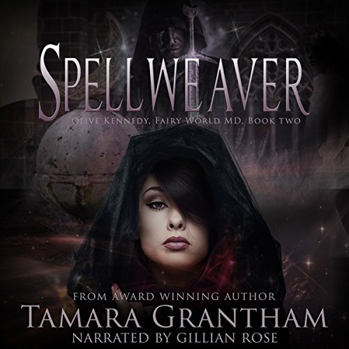 Spellweaver audiobook cover art