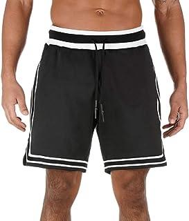 waitFOR Men Summer Fast Drying Sports Shorts Camouflage Print Elastic Waist Loose Cargo Shorts with Pocket Training Tracks...