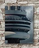 Zero.o Drake Views Poster, Größe 45,7 x 61 cm, Drake