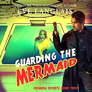 Guarding the Mermaid audiobook cover art