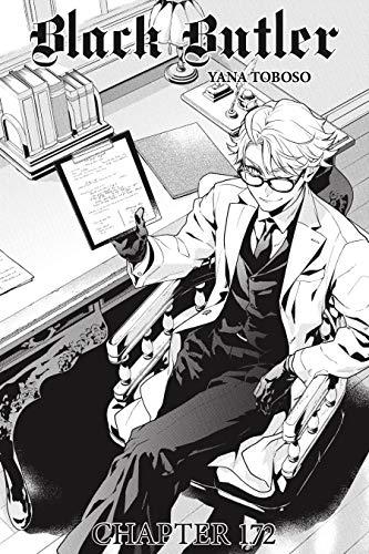 Black Butler #172 (English Edition)