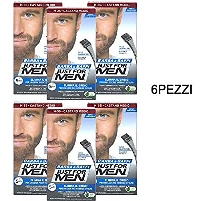 6 Just For Men