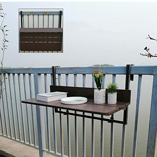 Wall-mounted Table DFVV Mesa Plegable de Pared para Exteriores Mesa Colgante para...