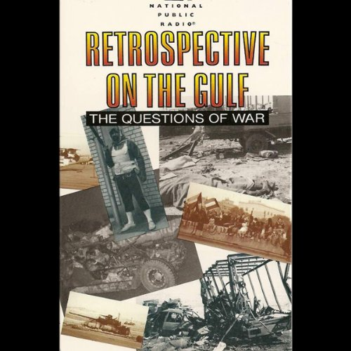 Retrospective on the Gulf audiobook cover art