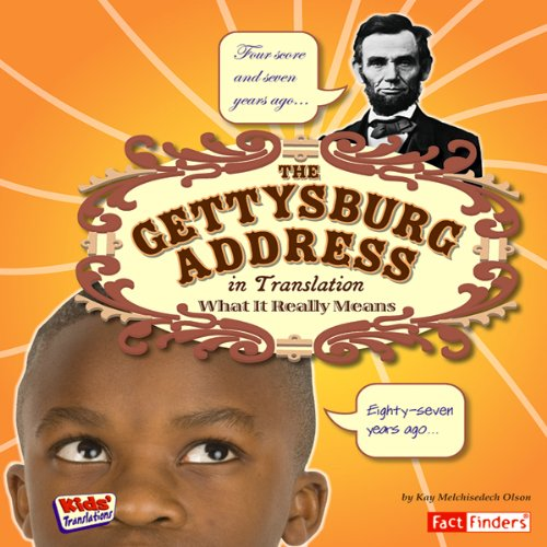 The Gettysburg Address in Translation cover art
