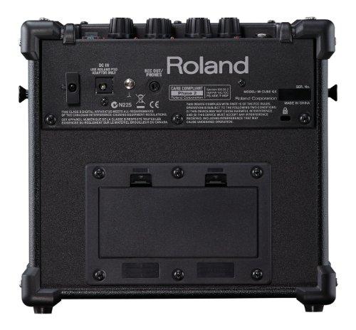 BOSS Micro Cube GX - Amplificador de guitarra, negro