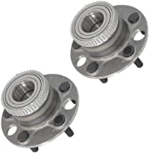 LYW 1 Pair Rear Left+Right Wheel Hub & Bearing Assembly compatible with 1991-1995 Acura Legend