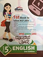 Olympiad Champs English Class 5 with 5 Mock Online Olympiad Tests