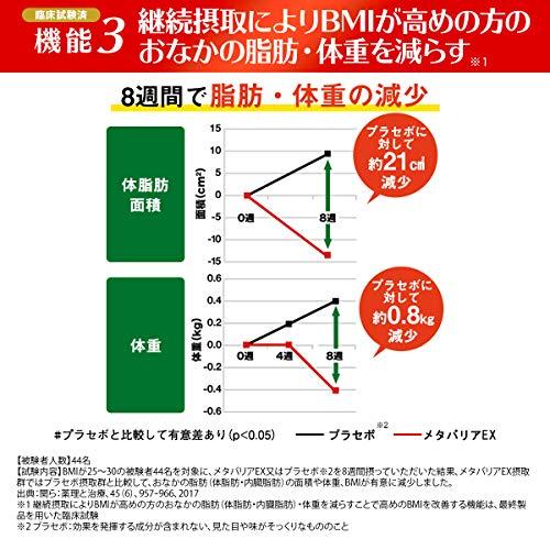 富士フイルムメタバリアEXサプリメント(約30日分240粒)サラシア[機能性表示食品]