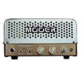 Mooer Little Monster AV Ampli Tête 5W, 1x6V6, 1x12AX7, 1x12AT7