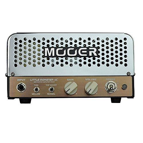MOOER LITTLE MONSTER AC 5W VALVE HEAD Electric guitar amplifiers Tube guitar heads