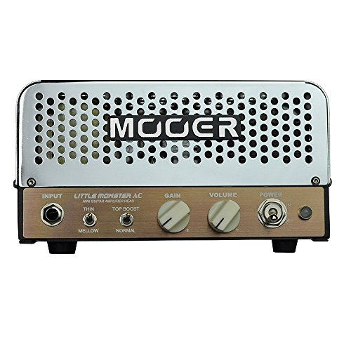 MOOER LITTLE MONSTER AC 5W VALVE HEAD Electric guitar amplifiers Tube guitar heads
