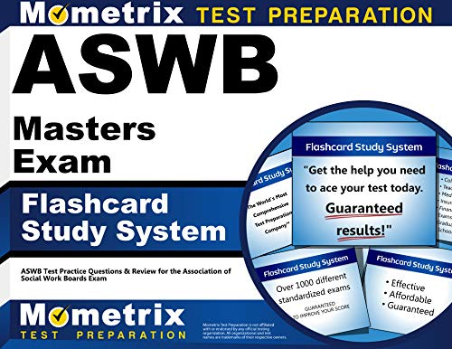 ASWB Masters Exam Flashcard Study System: ASWB Test Practice Questions & Review for the Association
